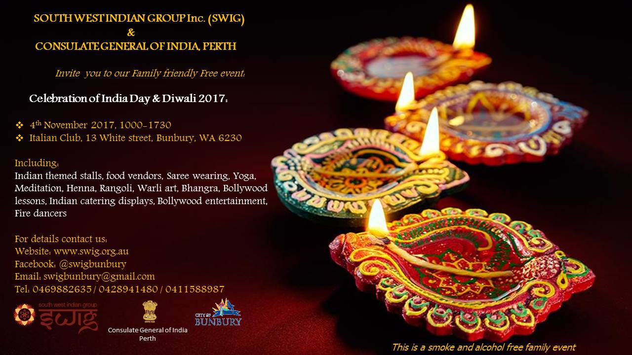Celebration of Indian Date & Diwali 2017